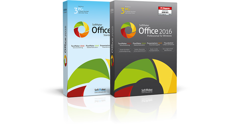 SoftMakerOffice2016